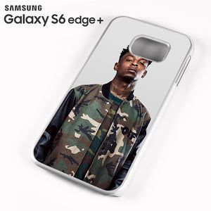 21 Savage 2 GT - Samsung Galaxy S6 Edge Plus Case - Tatumcase