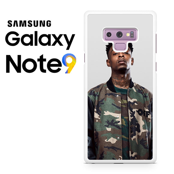 21 Savage 2 GT - Samsung Galaxy NOTE 9 Case - Tatumcase