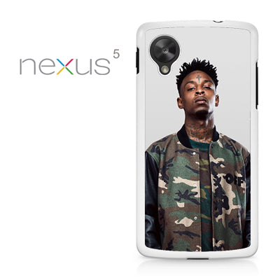 21 Savage 2 GT - Nexus 5 Case - Tatumcase