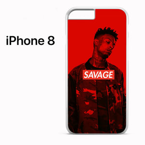 21 Savage 3 GT - iPhone 8 Case - Tatumcase