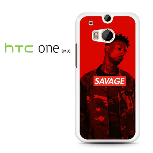 21 Savage 3 GT - HTC M8 Case - Tatumcase