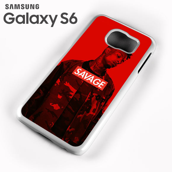 21 Savage 3 GT - Samsung Galaxy S6 Case - Tatumcase