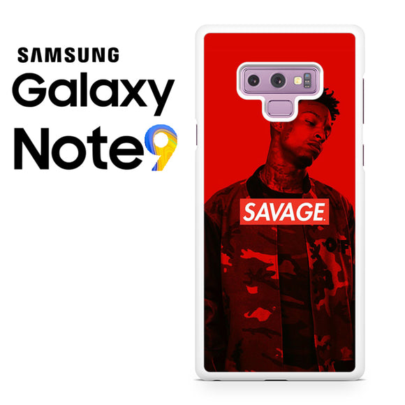 21 Savage 3 GT - Samsung Galaxy NOTE 9 Case - Tatumcase