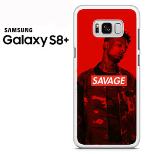 21 Savage 3 GT - Samsung Galaxy S8 Plus Case - Tatumcase