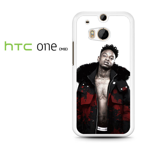 21 Savage 4 GT - HTC M8 Case - Tatumcase