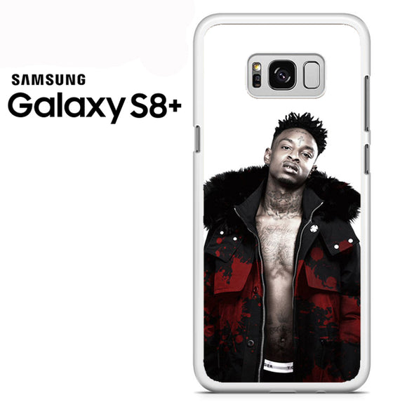 21 Savage 4 GT - Samsung Galaxy S8 Plus Case - Tatumcase