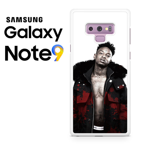 21 Savage 4 GT - Samsung Galaxy NOTE 9 Case - Tatumcase