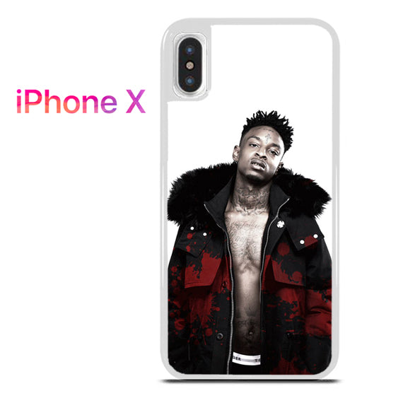 21 Savage 4 GT - iPhone X Case - Tatumcase
