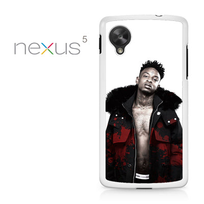 21 Savage 4 GT - Nexus 5 Case - Tatumcase