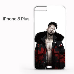 21 Savage 4 GT - iPhone 8 Plus Case - Tatumcase