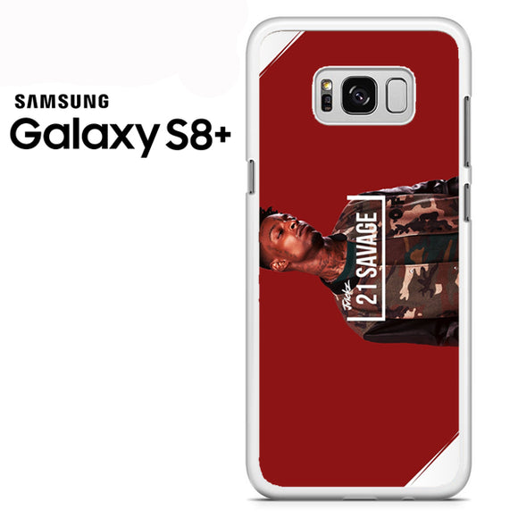 21 Savage 5 GT - Samsung Galaxy S8 Plus Case - Tatumcase