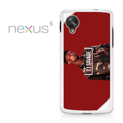 21 Savage 5 GT - Nexus 5 Case - Tatumcase