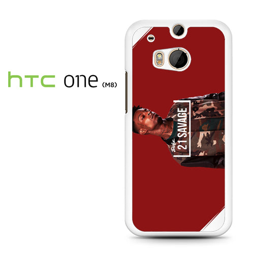 21 Savage 5 GT - HTC M8 Case - Tatumcase