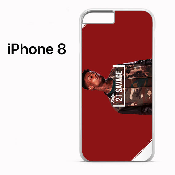 21 Savage 5 GT - iPhone 8 Case - Tatumcase