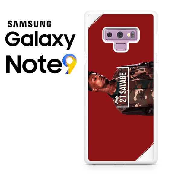 21 Savage 5 GT - Samsung Galaxy NOTE 9 Case - Tatumcase