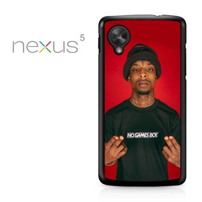 21 Savage GT - Nexus 5 Case - Tatumcase