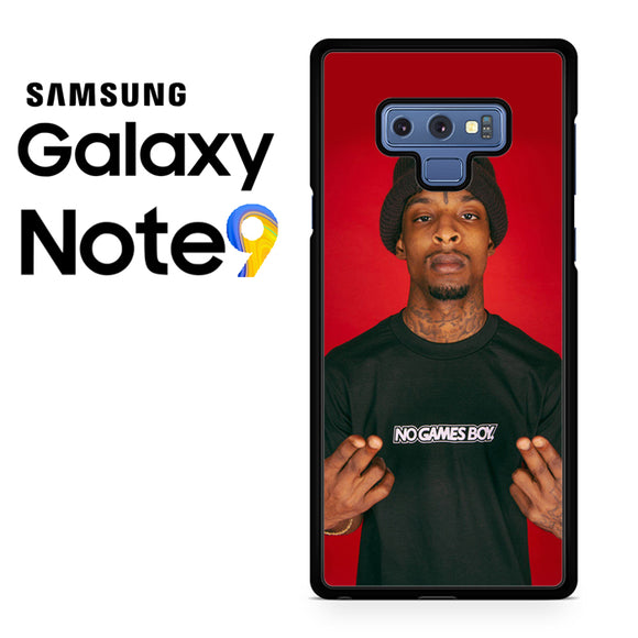 21 Savage GT - Samsung Galaxy NOTE 9 Case - Tatumcase
