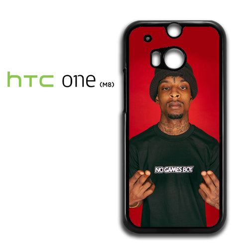 21 Savage GT - HTC M8 Case - Tatumcase