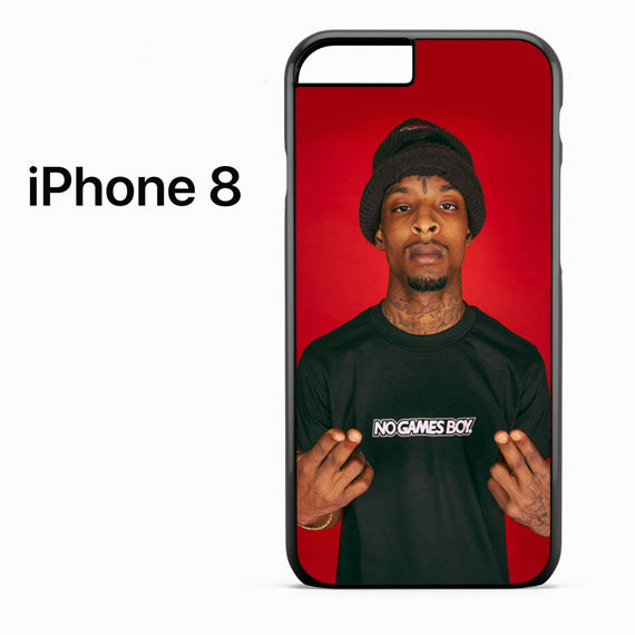 21 Savage GT - iPhone 8 Case - Tatumcase