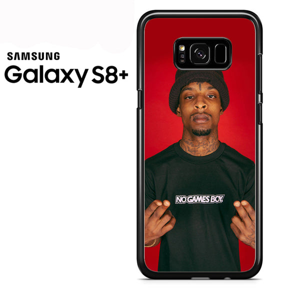 21 Savage GT - Samsung Galaxy S8 Plus Case - Tatumcase