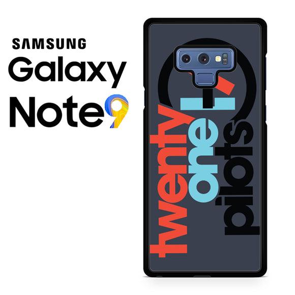 21 pilots - Samsung Galaxy NOTE 9 Case - Tatumcase