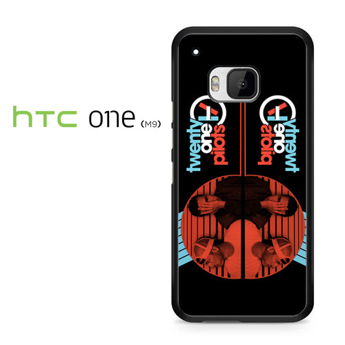 21 pilots band - HTC ONE M9 Case - Tatumcase