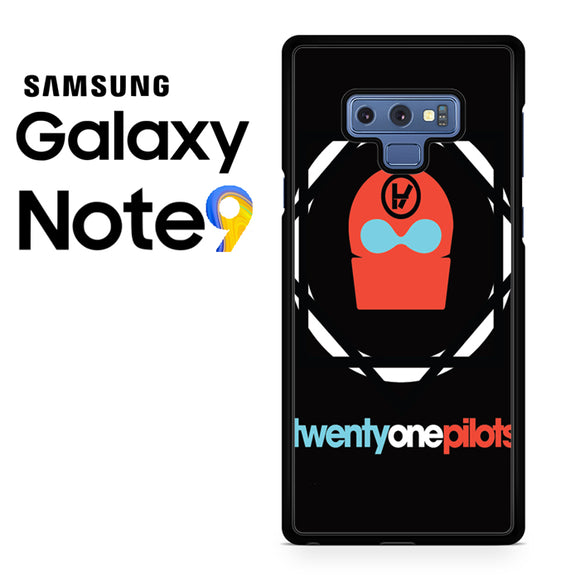21 pilots band logo - Samsung Galaxy NOTE 9 Case - Tatumcase
