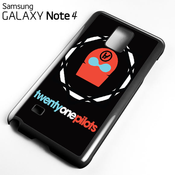 21 pilots band logo - Samsung Galaxy Note 4 Case - Tatumcase