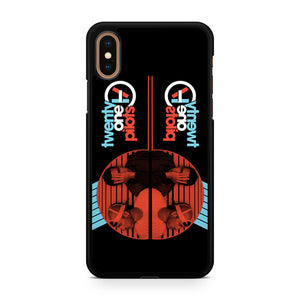 21 pilots band, Custom Phone Case, iPhone Case, iPhone XS Case
