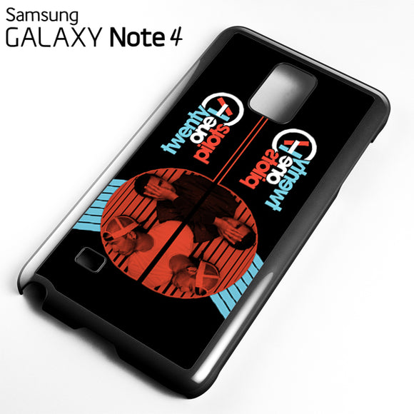 21 pilots band - Samsung Galaxy Note 4 Case - Tatumcase