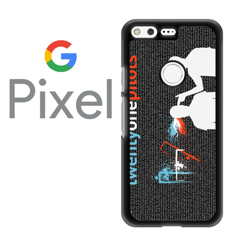 21 pilots lyrics- Google Pixel Case - Tatumcase