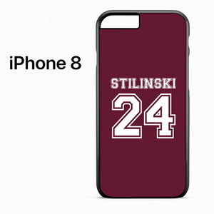 24 Stilinski Teen Wolf - iPhone 8 Case - Tatumcase