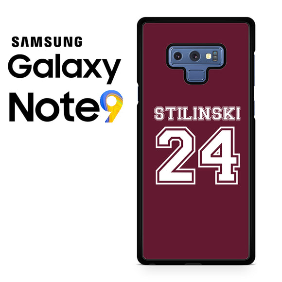24 Stilinski Teen Wolf - Samsung Galaxy NOTE 9 Case - Tatumcase
