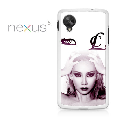 2NE1 CL Icon - Nexus 5 Case - Tatumcase
