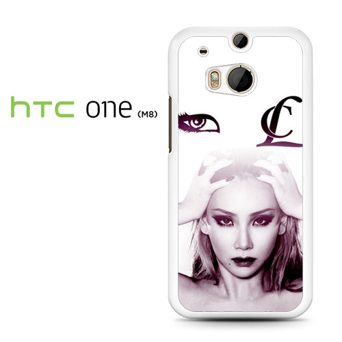 2NE1 CL Icon - HTC M8 Case - Tatumcase