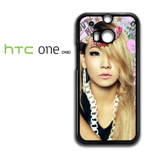 2NE1 CL - HTC M8 Case - Tatumcase