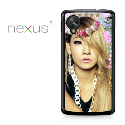 2NE1 CL - Nexus 5 Case - Tatumcase