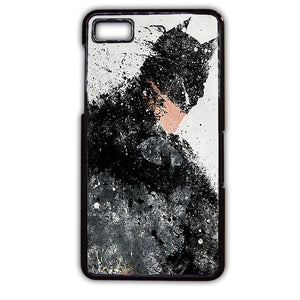 A Hero Batman Painting TATUM-186 Blackberry Phonecase Cover For Blackberry Q10, Blackberry Z10 - tatumcase