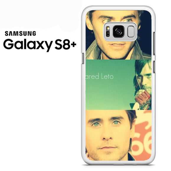30 STM jared leto - Samsung Galaxy S8 Plus Case - Tatumcase