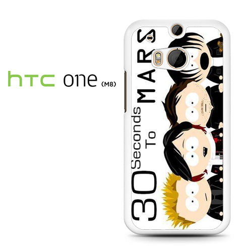30 STM - HTC M8 Case - Tatumcase