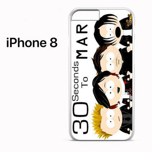 30 STM - iPhone 8 Case - Tatumcase