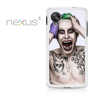 30 Seconds To Mars As Joker - Nexus 5 Case - Tatumcase