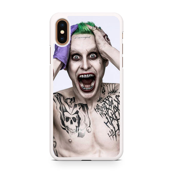 30 Seconds To Mars As Joker, Custom Phone Case, iPhone Case, iPhone XS Case