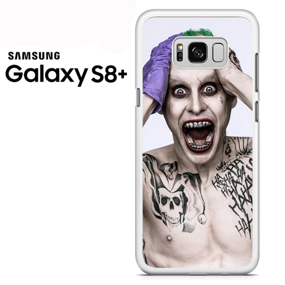 30 Seconds To Mars As Joker - Samsung Galaxy S8 Plus Case - Tatumcase