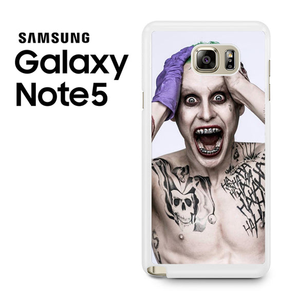 30 Seconds To Mars As Joker - Samsung Galaxy Note 5 Case - Tatumcase