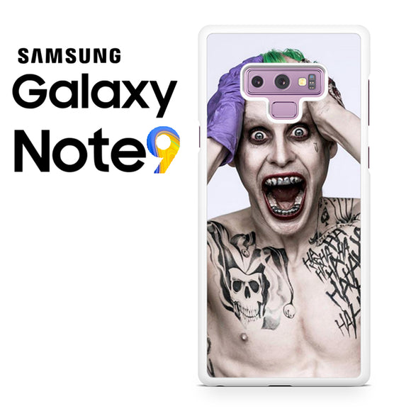 30 Seconds To Mars As Joker - Samsung Galaxy NOTE 9 Case - Tatumcase