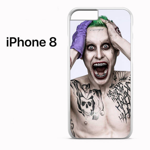 30 Seconds To Mars As Joker - iPhone 8 Case - Tatumcase