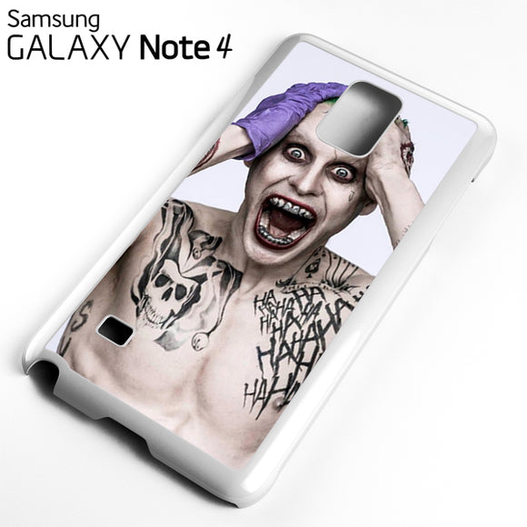 30 Seconds To Mars As Joker - Samsung Galaxy Note 4 Case - Tatumcase