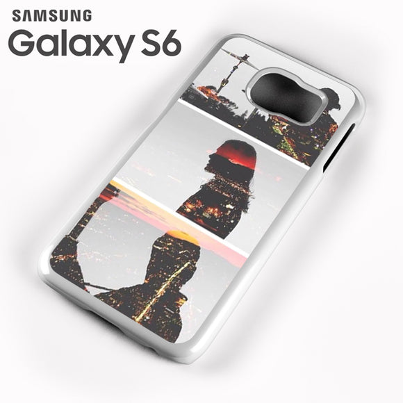 30 Seconds To Mars City Of Angels - Samsung Galaxy S6 Case - Tatumcase