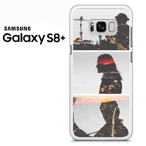 30 Seconds To Mars City Of Angels - Samsung Galaxy S8 Plus Case - Tatumcase